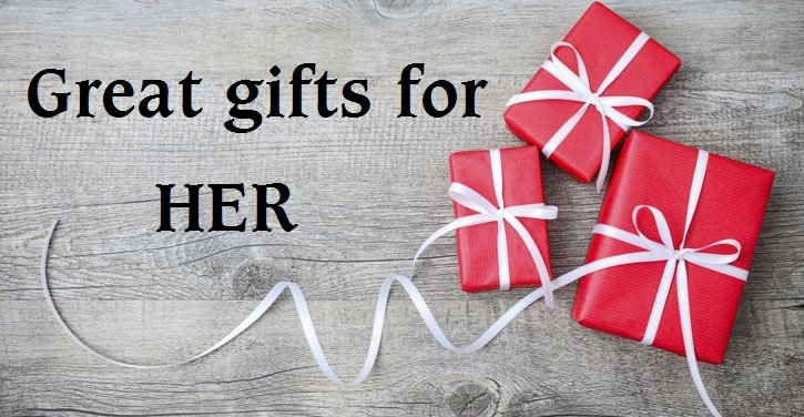 Great gifts for women