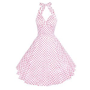 Maggie-Tang-Vintage-Womens-1950s-dots-Rockabilly-0