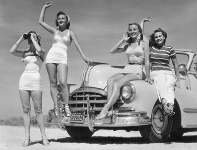 1950s Summer Clothes and History