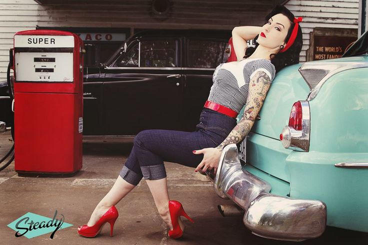 Rockabilly Clothing Look – Dresses, Shoes and Accessories Online