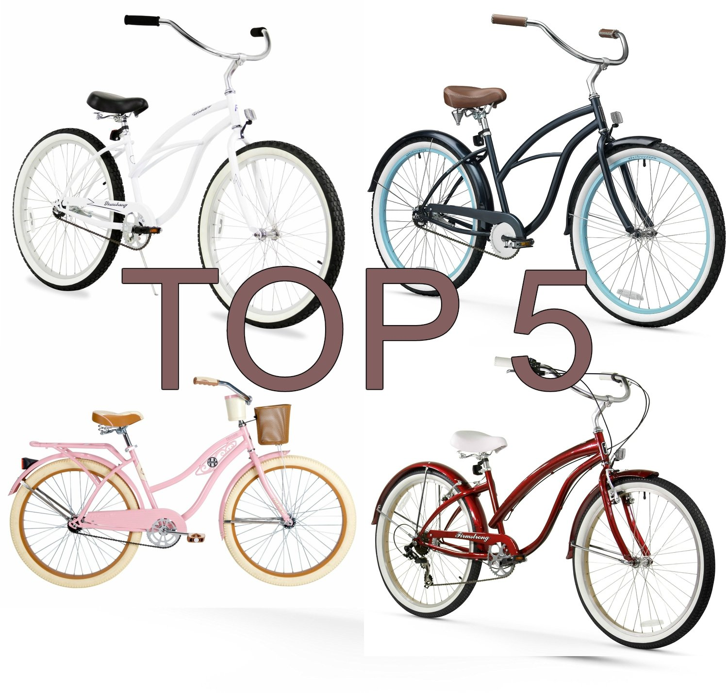 Top 5 Best Vintage Style Bicycles For Women
