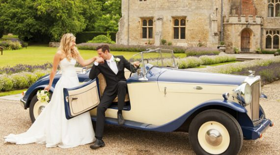 Get an Amazing Car for Your Vintage Wedding