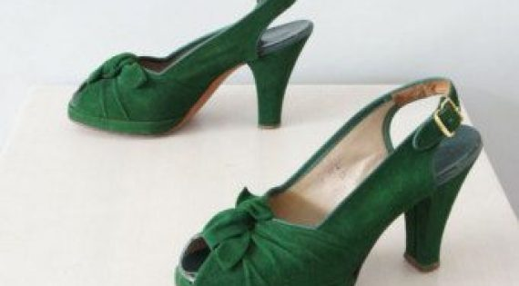 Most Popular 1940s Vintage Shoes