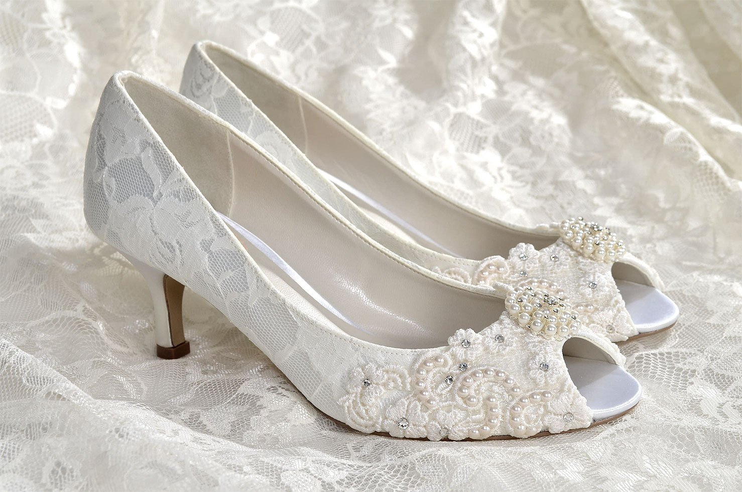 Vintage Wedding Shoes For Bride Strange History Before Buying