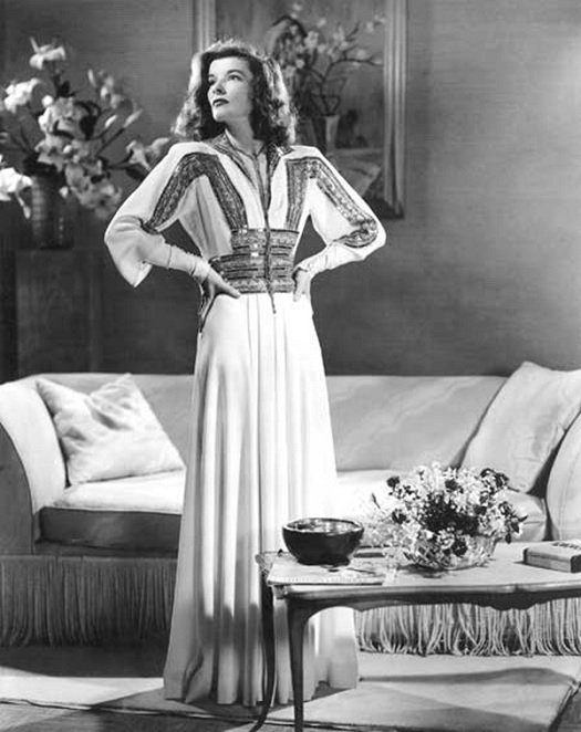 katharine-hepburn-40s - Secret of Diva