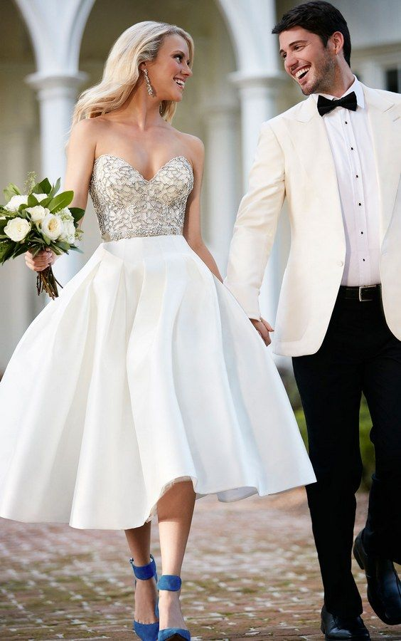 Buying Best Short Vintage Wedding Dresses