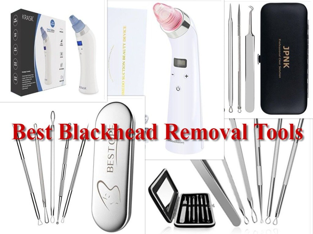 Best Blackhead Removal Tools for Skin Care
