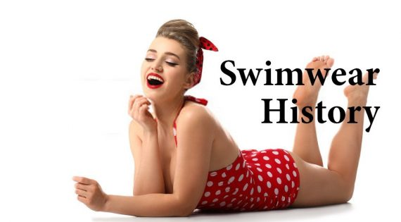 History of Women's Swimwear