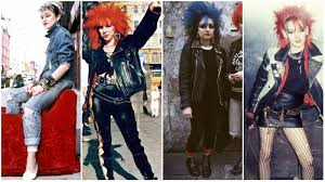 Image result for Punk Style 80s