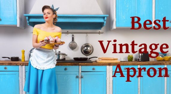 Best Vintage Style Apron for Women