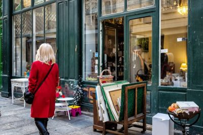 Vintage Clothing Shops In London