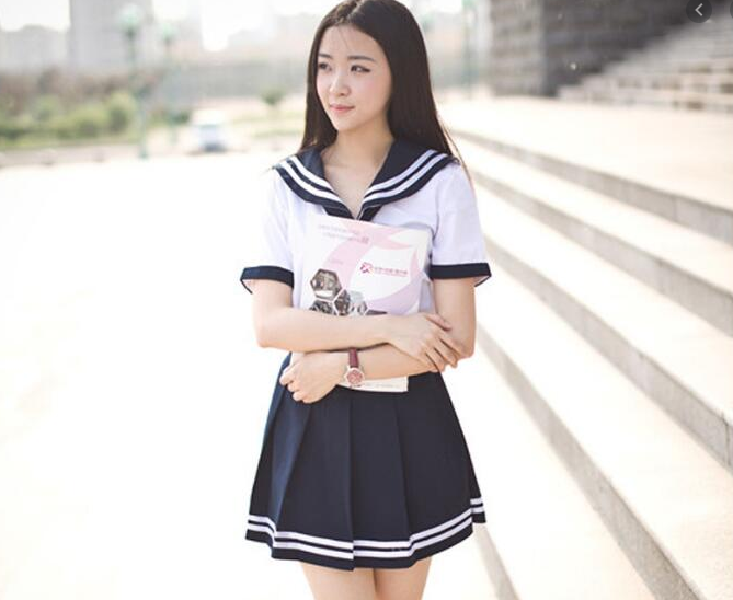 All About Women's Sailor Outfit